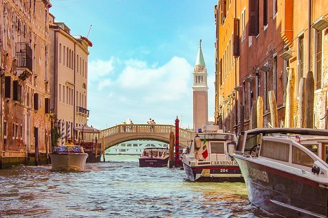 Voyage à Venise, que visiter ?