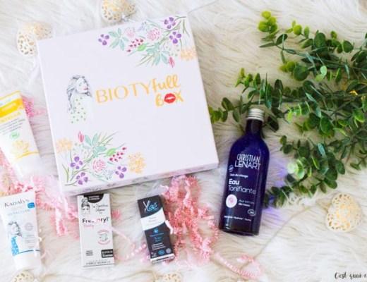 Découverte de la Biotyfull Box de septembre sur le thème de la détox, parfait pour la rentrée ! A retrouver sur mon blog C'est quoi ce bruit ? blog lifestyle, famille, travel.