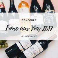 Fêtons le vin avec Intermarché #concours