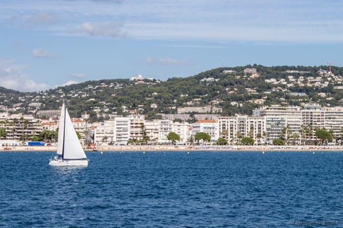 Cannes, visite de l'île Saint Honorat en famille