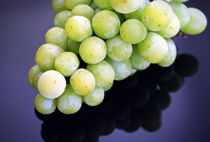 monodiète au raisin détox