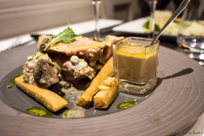 Manger à Cannes, Le Bistrot Gourmand