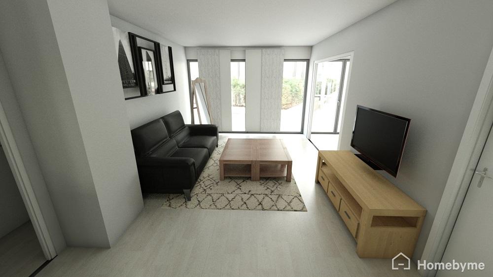 Rénovation appartement avant après