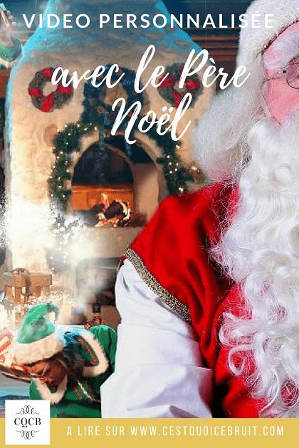 Vidéo personnalisée avec le Père Noël #noel #christmas #famille