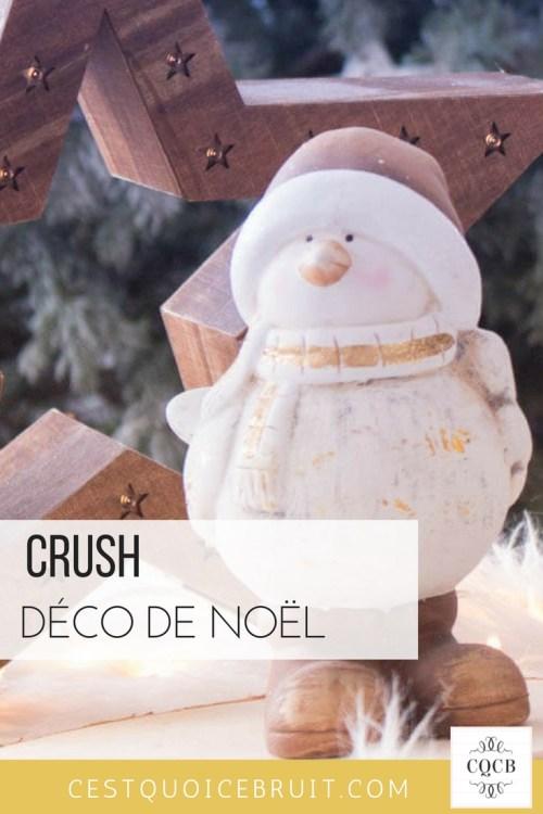 Crush déco de Noël #déco #noel #crush #décoration
