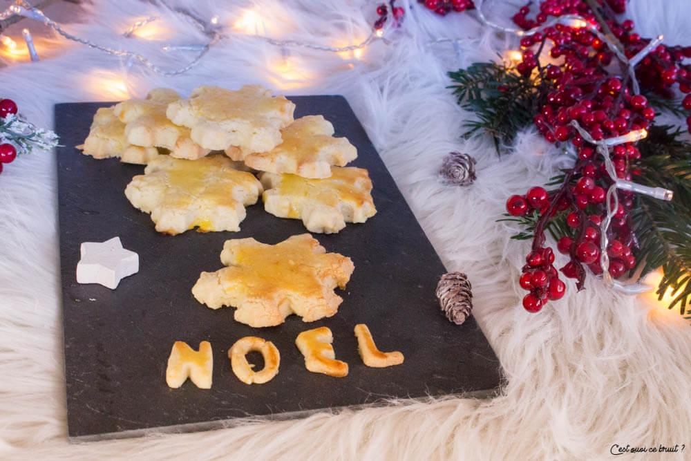 Les biscuits faciles de Noël à faire avec les enfants