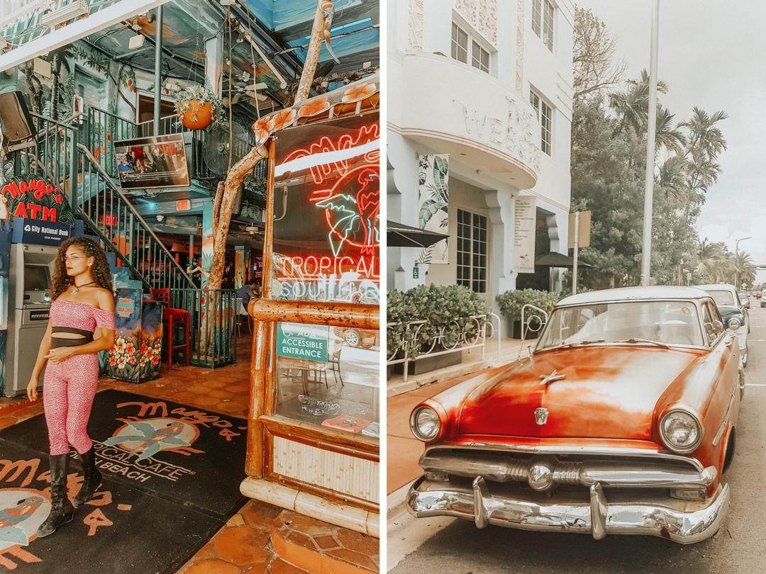 Voyage à Miami Beach entre copines, clichés