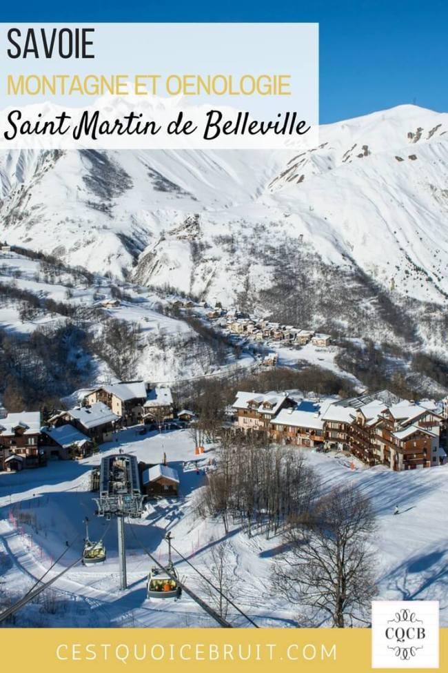 Voyage : Hotel de charme à la montagne, Saint Martin de Belleville #hotel #montagne #ski #travel #savoie #france