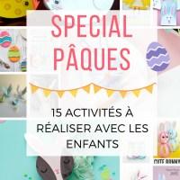 15 activités de Pâques à faire avec les enfants