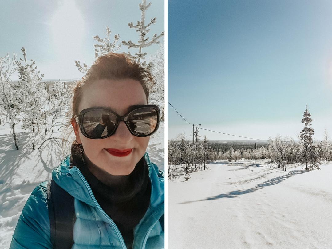 Yllas en Laponie Finlandaise