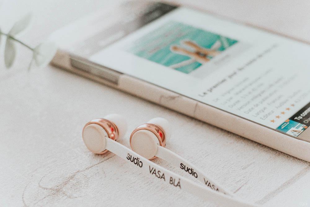 Ecouter un livre audio : mon avis sur Audible