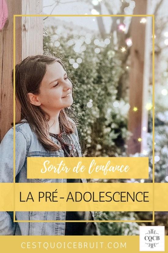 Grandir et sortir de l'enfance, la préadolescence (entre,, le podcast de Justine) #enfant #parents #grandir #education #famille #ado