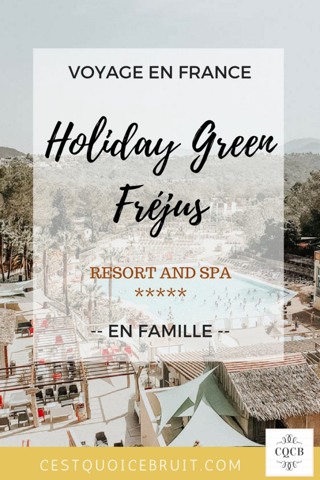 Séjour dans le Var à Fréjus en famille #fréjus #var #famille #vacances #fréjus #glamping