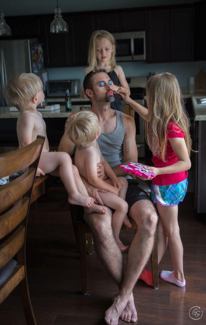 La vraie vie des papas, photos Giedre Gomes