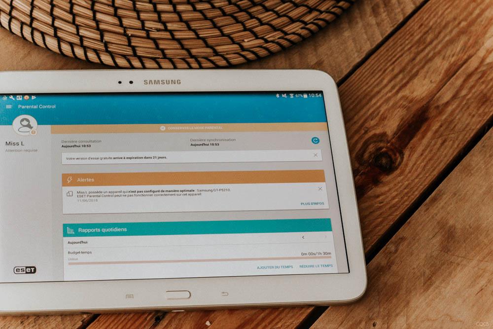 Permettre aux enfants de surfer sur internet en toute sécurité avec le contrôle parental