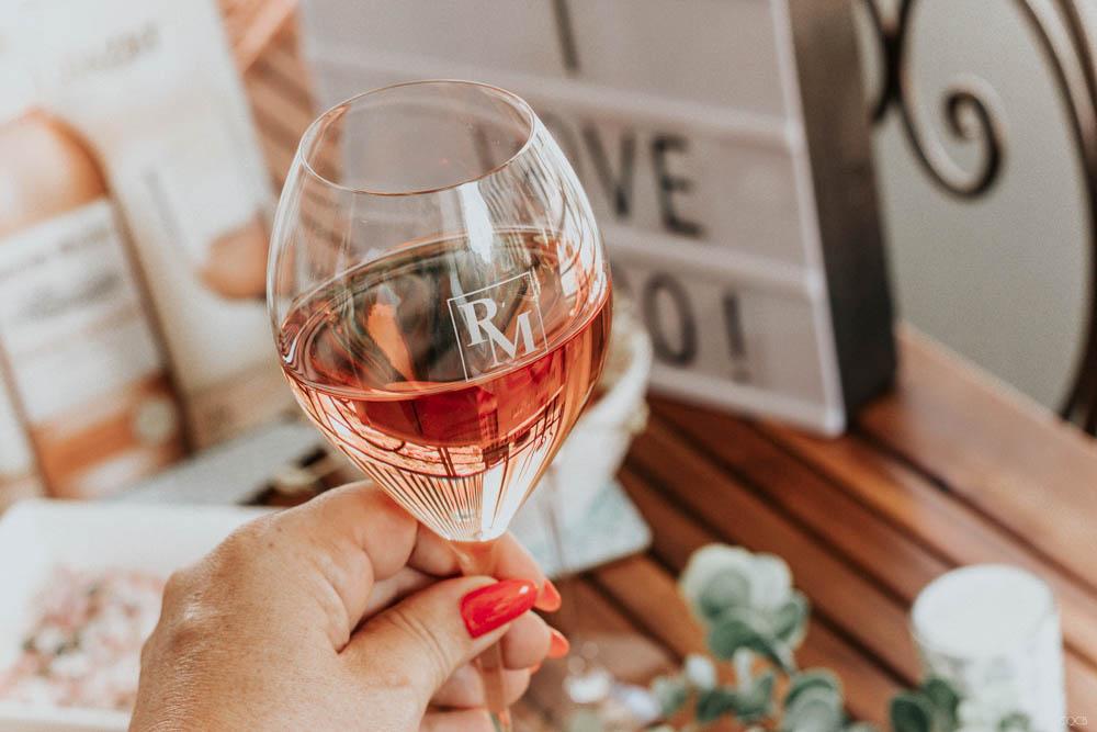 Recettes apéro dînatoire réussi en été autour d'un verre de rosé