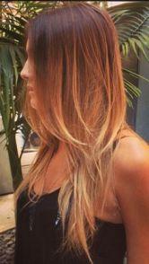 50 nuances de roux dans mes cheveux , coloration automne,