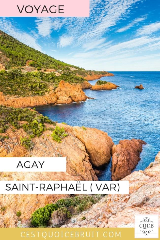Découvrir le Var et Agay à Saint-Raphaël #Var #Agay #SaintRaphaël #Esterel #france