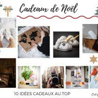 10 idées de cadeaux à offrir à Noël à une super maman (moi quoi) #concours