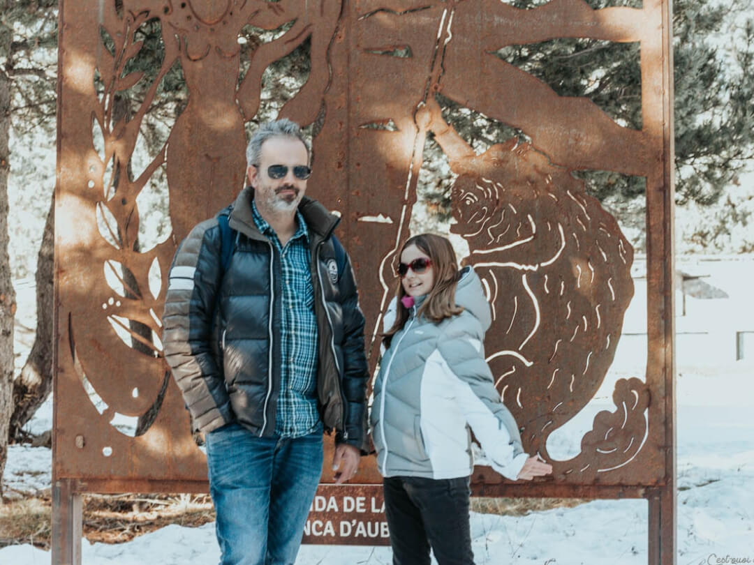 Blogtrip famille en Andorre, Naturlandia