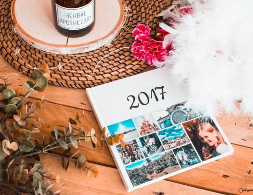 Offrir un livre photo de la famille aux grands-parents à Noël