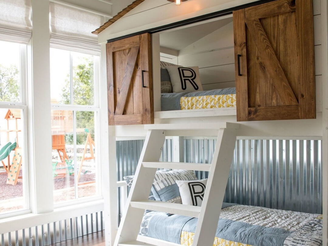 Solution Lit Pour Petit Espace 10 lits superposés que les enfants vont kiffer