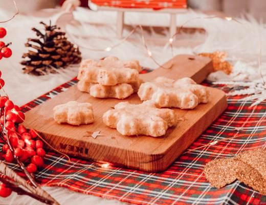 Biscuits salés pour les apéritifs de fêtes