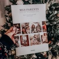 Offrir un journal photos Neveo aux grands-parents #concours
