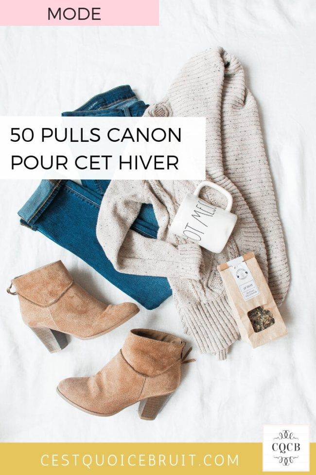 50 pulls doudou parfaits pour cet hiver #pull #hiver #fashion #mode #look #feelgood