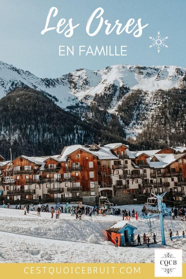 Les Orres, vacances en famille à la montagne et nos bonnes adresses #lesorres #alpes #familytrip #blogtrip #voyage