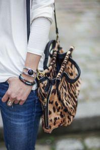 Accessoires léopards