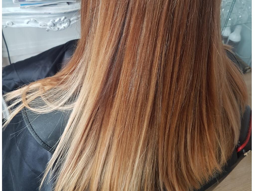 Cheveux longs et shampoings sans SLS