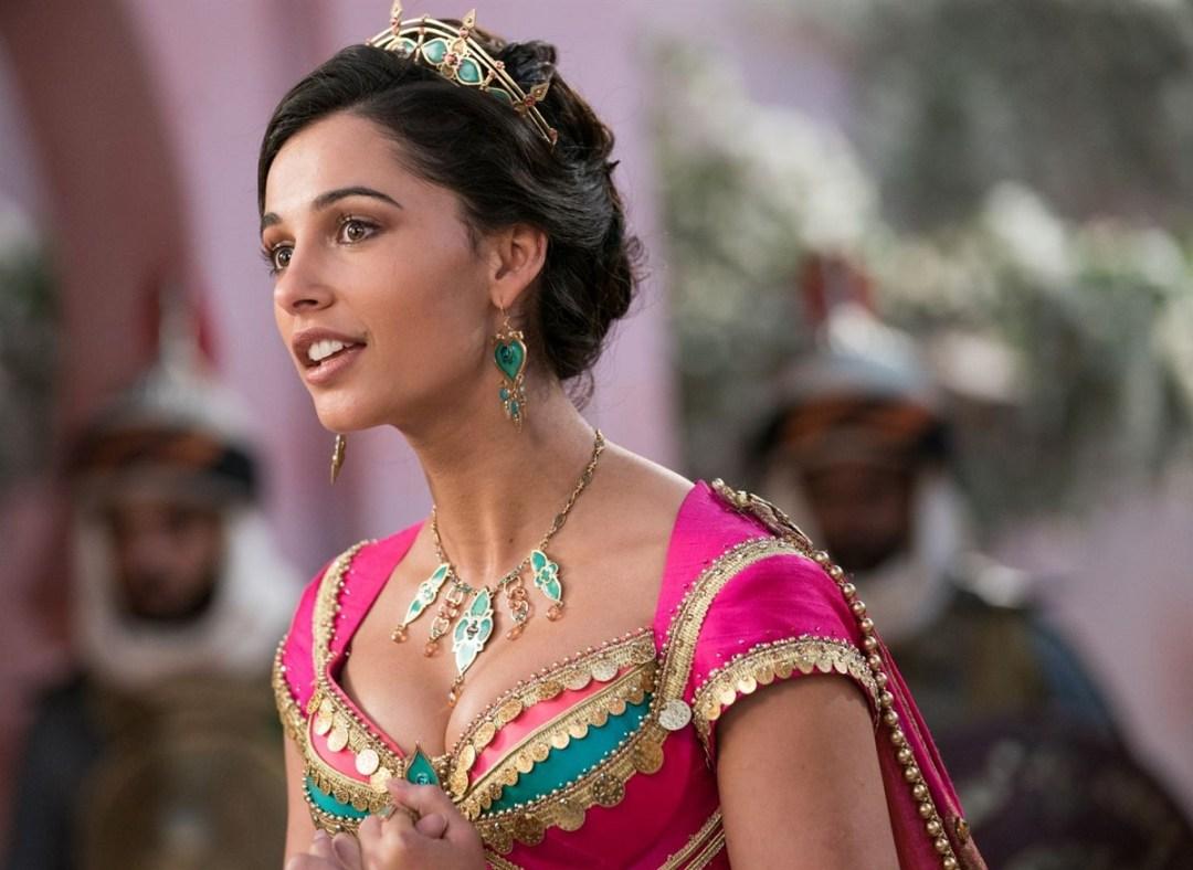 Jasmine dans le film Aladdin