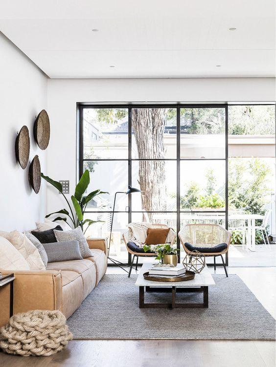 Décoration et travaux : des baies vitrées pour plus de lumière