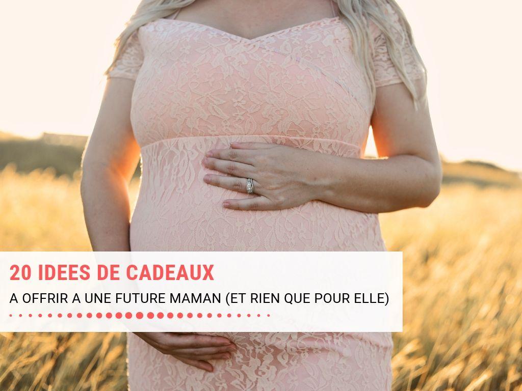 Baby Shower Cadeau Futur Maman 20 idées cadeaux pour future maman