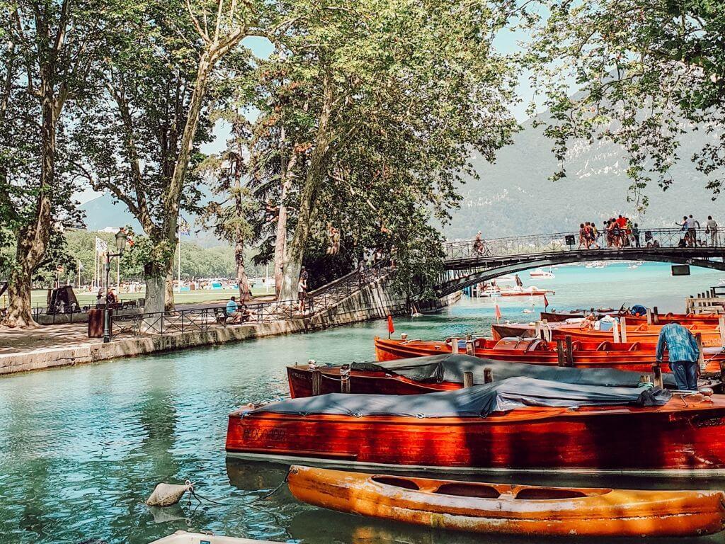 Visiter Annecy en famille, la Venise des Alpes