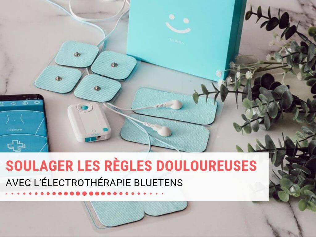 Soulager les règles douloureuses avec l'électrothérapie Bluetens