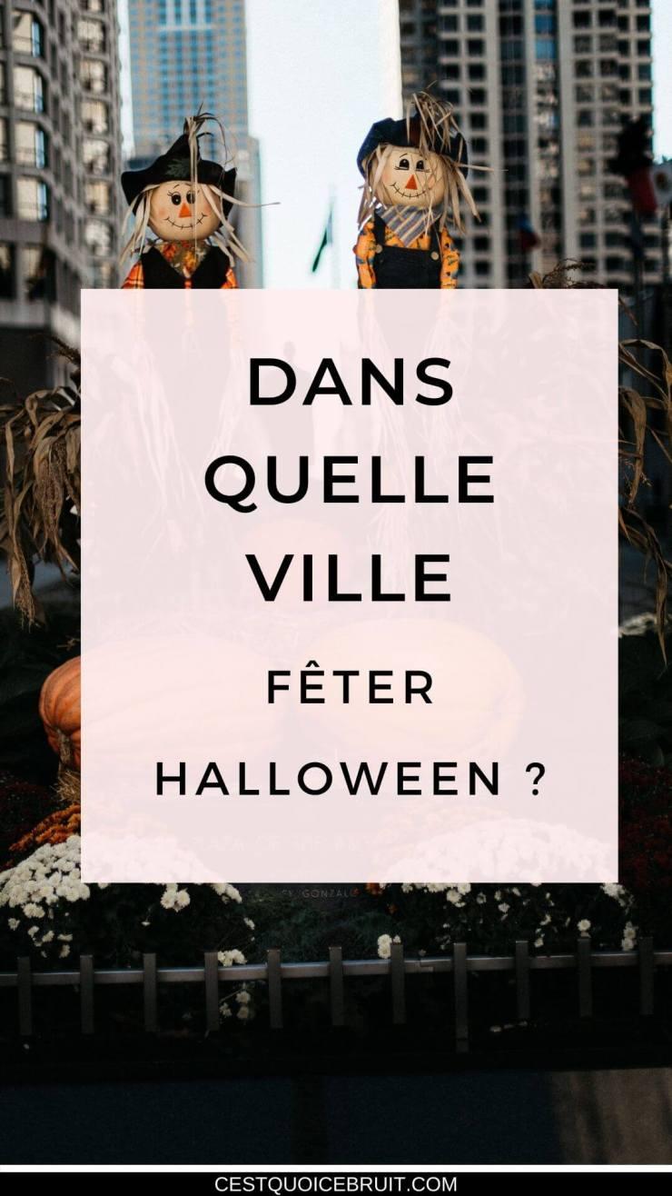 Dans quelle ville fêter Halloween ? #halloween #travgl #voyage