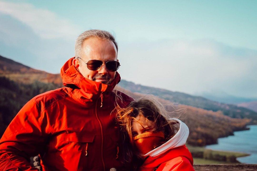 Blogueuse voyage famille : l'Ecosse en roadtrip, la vue de Queen's View