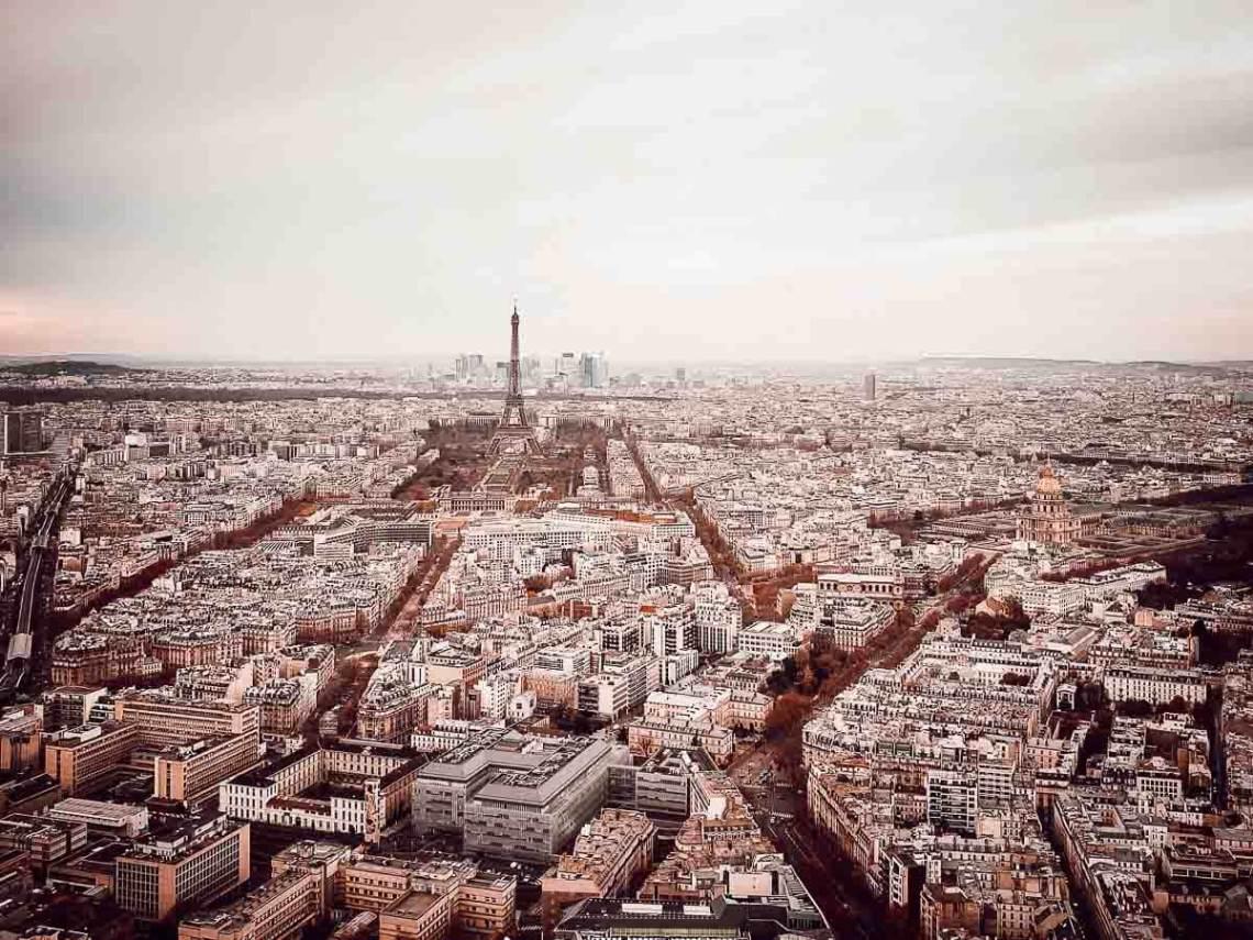 Jouer les touristes à Paris et finir à Disneyland Paris pour fêter mes 40 ans !