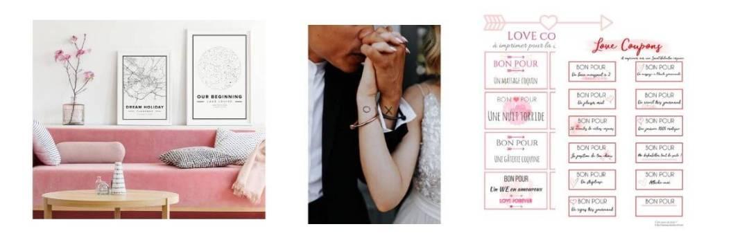 9 idées de cadeaux pour la Saint Valentin pour les couples