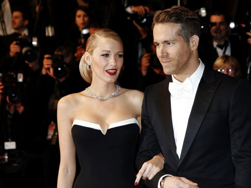 Ryan Reynolds et Blake Lively donnent 1 million de dollars à la banque alimentaire