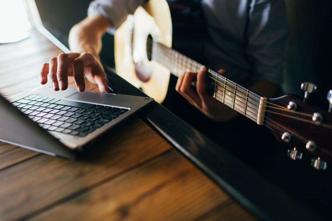 Les cours de musique, pour occuper les enfants pendant les vacances d'été