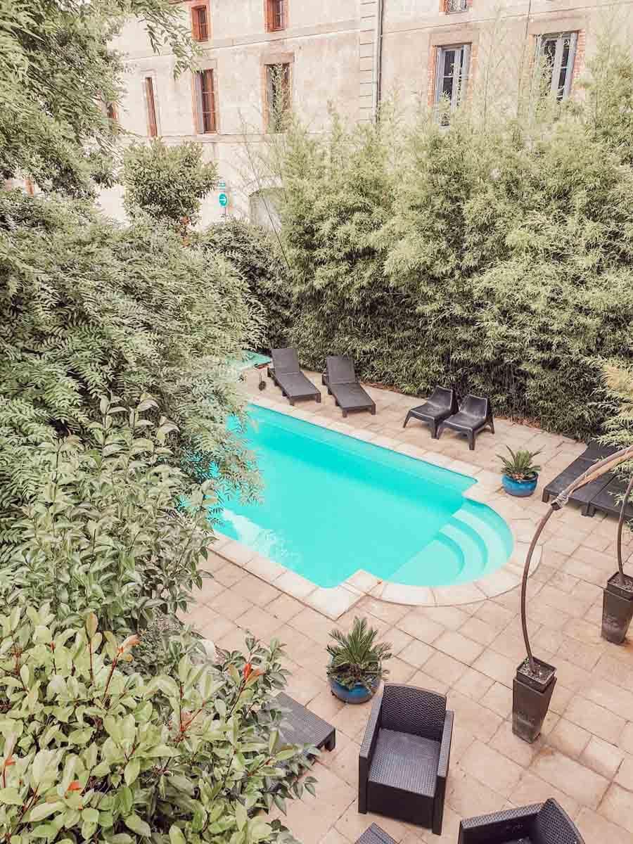 Villa piscine à Carcassonne