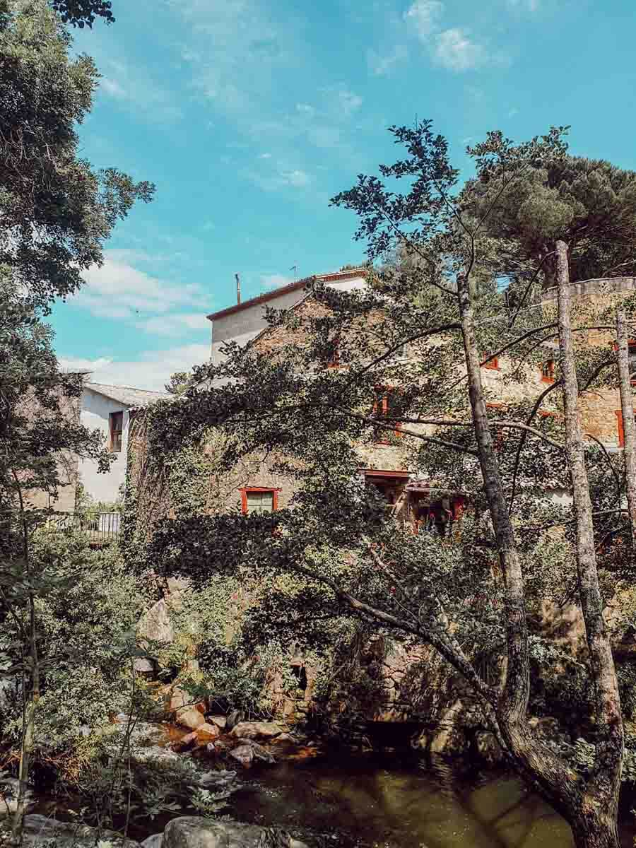 moulin à papier de Moulin a Papier à Brousses et Villaret