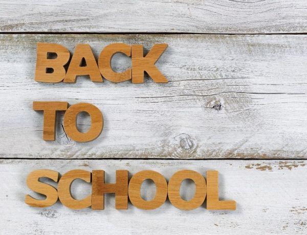 4 choses à faire avant la rentrée scolaire 2020