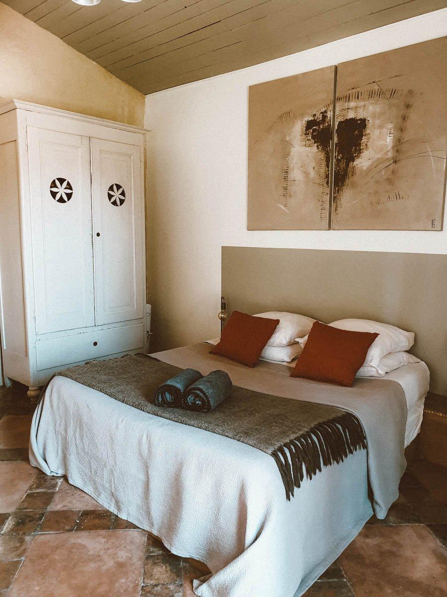 week-end zen en amoureux en Provence : Après la sieste