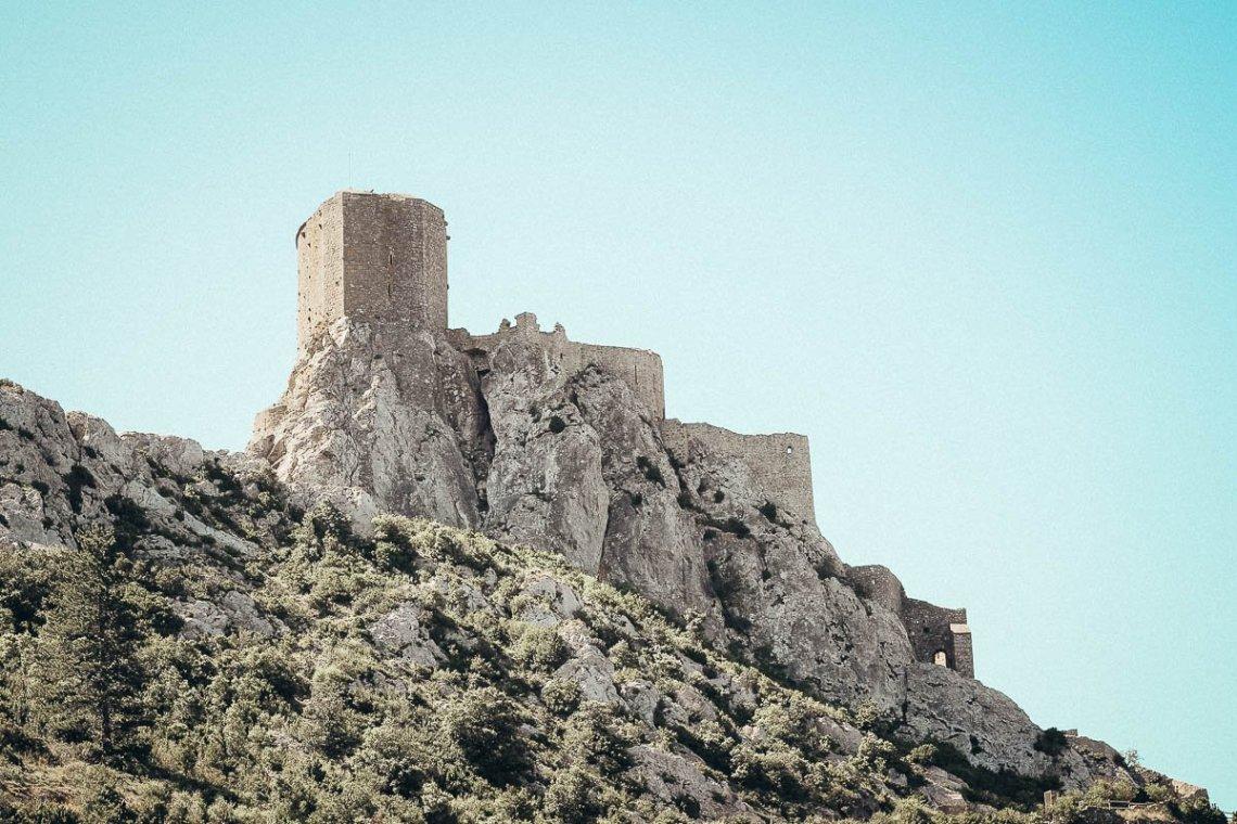 Citadelle de Quéribus (Aude)