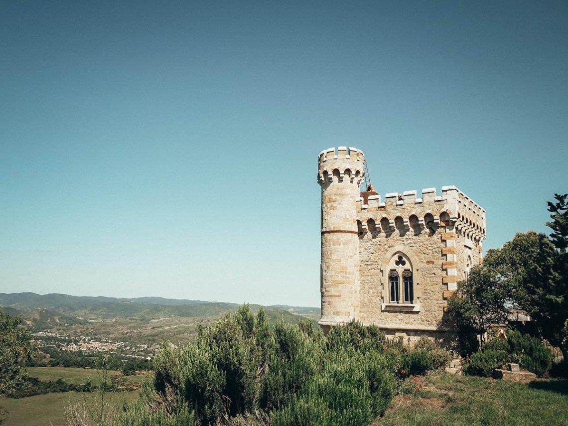 Découvrir le mystère de Rennes-le-Château dans l'Aude (Tour Magdala)