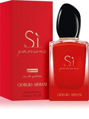 Si passione d'Armani, parfum à porter cet automne 2020